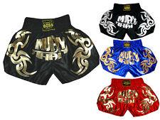 Big Boss Muay Thai, Kickboxen, K-1 Kampfsport kurze Hose Short Gr.S,M,L,XL