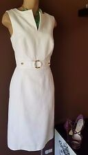 Tahari Arthur S. Levine white dress, Sz 6. Thinking Of A Special Event?