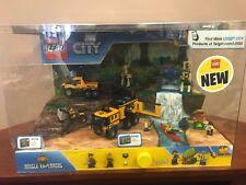 Lego Retail Store Display Lego City Jungle Explorers 60159 & 60160
