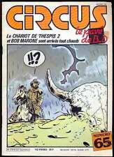 Circus n°65 de septembre 1983