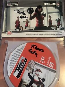 Les Mills Body Pump 63 DVD ONLY Instructor Notes Set workout gym weights NO CD