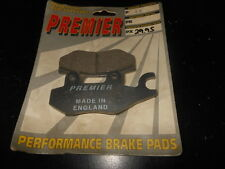 NOS Premier Brake Pads Front or Rear 1993 1994 1995 1996 ATK ALL Models P46
