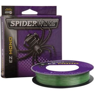 Spiderwire EZ Mono Fishing Line (220 yds) - Low-Vis Green