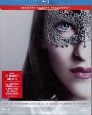 Fifty Shades Darker - Blu-Ray Steelbook - Extended Version - Jamie Dornan - 2017