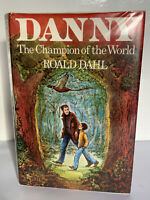 Roald Dahl Danny The Champion Of The World Hard Back Book 1st Edition 1975