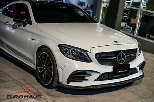 Mercedes Benz C43 AMG EH Performance carbon side skirts