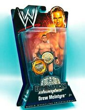 Mattel 2010 WWE Elimination Chamber Drew McIntyre - BELT OUT OF 1000 LIMITED,NEW