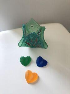 Handmade Organic Love Heart Set Of,Three Soap...