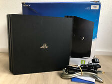 Sony PlayStation 4 PRO · PS4 Pro · 1TB (CUH-7016B) · in OVP · 4K HDR · DHL Paket