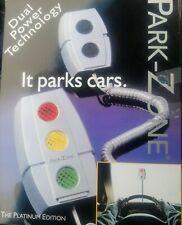 Park Zone The Platinum Edition Dual Power Technology Garage Parking Aid Pz-1500
