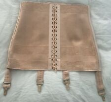 1940s Open Bottom Girdle