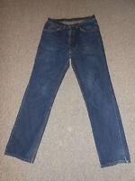 180 22M Levis Strauss  Herren Jeans Hose W32 L34 blau Jeanshose Denim