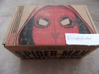 Marvel Collector Corps SPIDER-MAN HOMECOMING Complete Box NEW Funko S L XL
