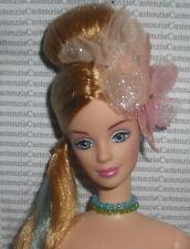 Nude Barbie Mattel Claude Monet Water Lily Blonde Blue Mackie Doll For Ooak