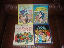 MARGERIN - LOT DE 3 TOMES BROCHES EDITIONS ANCIENNES DONT 2 EO - LUCIEN