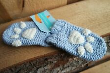 BNWT Joules Boys Age 6-12Months  Light Blue Mix Mittens