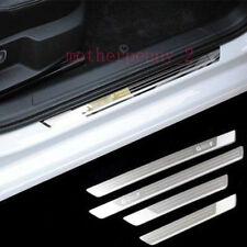 New Stainless slim Door Sill Scuff Plate For VW Volkswagen Golf 7 Golf 6 MK6 MK7