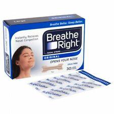 Breathe Right Large, Tan, 90 Strips (3 x 30)