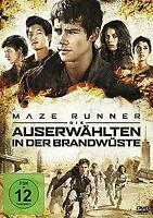 Maze Runner 2: Die Auserwählten in der Brandwüste | DVD | Zustand gut