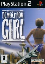 Demolition Girl PS2