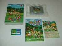 Nushi Tsuri 64 Boxed Nintendo 64 N64 NTSC-J Pack in Soft Japan import