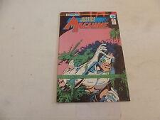 JUSTICE MACHINE Comic - No 16 - Date 04/1988 - Comico Comics