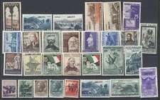 Italy Trieste x 29 Stamps A.M.G.F.T.T. 5 MH & 24 MNH