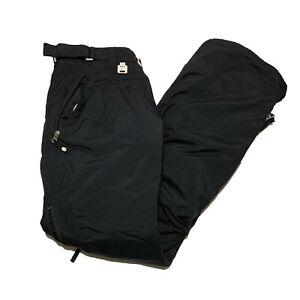 Nike Snowboarding Black Snow Ski Pants 2013 Adult Womens Size Small 336771-010