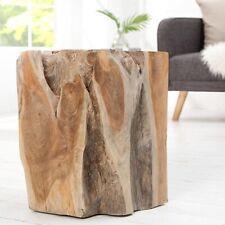Cagü : Rarity Unique Design Sitting Stool [ Pune ] Teak-Wood Tree Trunk 40cm
