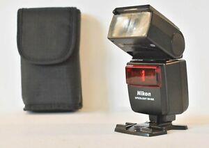 Nikon Speedlight SB-600 Shoe Mount Flash - EXCELLENT