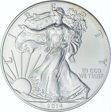 Better Date 2014 American Silver Eagle 1 Troy Oz .999 Fine Silver *152