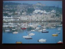 POSTCARD CORNWALL ST MARY'S ISLE OF SCILLY EARLY MORNING