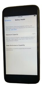 Apple iPhone 6 - 128GB -  Black (Unlocked) A1549 (CDMA + GSM)