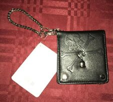 Disney Captain Hook Wallet for Adults Peter Pan New