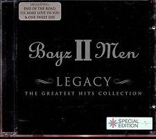 Boyz II Men / Legacy - The Greatest Hits