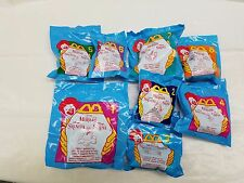 McDonald's Happy Meal Toys Walt Disney's The Little Mermaid