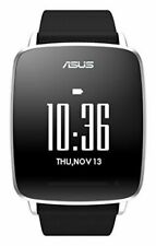 ASUS Smart Watch Vivo Black HR TFT Touch Screen Bluetooth 128dot