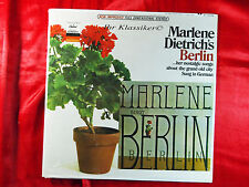 MARLENE DIETRICH´S BERLIN her nostalgic songs about the grand old City Capitol