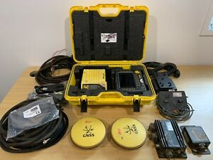 Leica iCON IGD3 3D Dual GPS Dozer Kit Machine Control