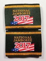 2017 National Boy Scout Jamboree Official Shoulder Loop Set - New