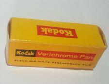 Vintage Kodak Verichrome Pan VP 620 Film Sealed Exp 1965