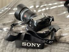 Sony Alpha A7C Camera - Silver, w/ 24mm G Master Lens - Ultimate Starter Kit