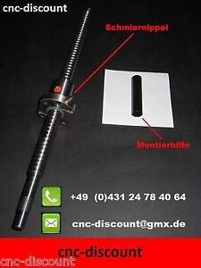 Kugelumlaufspindel  2005 x 1600mm  CNC Fräse, Spindel, ball screw, Linear