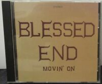 BLESSED END - Movin On - CD ALBUM