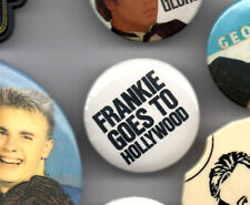 Frankie Goes to Hollywood  - Button Badge 1980's