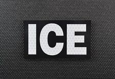 SOLAS Reflective ICE Immigration Customs Enforcement Agent