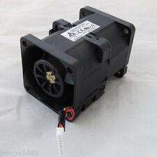 10pcs Delta DC Cooling Fan GFC0412DS 40x56mm 40mm 12V 2.80A 8pin Connector UK