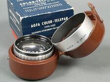 Agfa COLOR-TELEPAR 4432 mit Geli+Köch.+Verpackg,+Anltg.