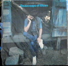Ringo Starr; Beaucoups of Blues    Apple Records