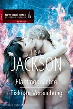 Flammennächte / Eiskalte Versuchung von Lisa Jackson (2013, Taschenbuch)